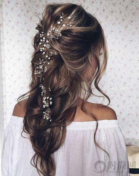 [新娘发型]新娘发型详细步骤